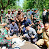 Hadiri Pembukaan TMMD ke 107, Wadanyonarmed 12/ Divif 2 Kostrad Siap Dukung Program Teritorial