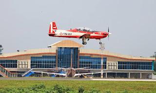 Pesawat KT-1B Woong Bee TNI AU