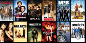 Hollywood Movies In Hindi, Website List