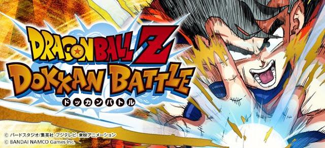 DRAGON BALL Z DOKKAN BATTLE , لعبة DRAGON BALL Z DOKKAN BATTLE