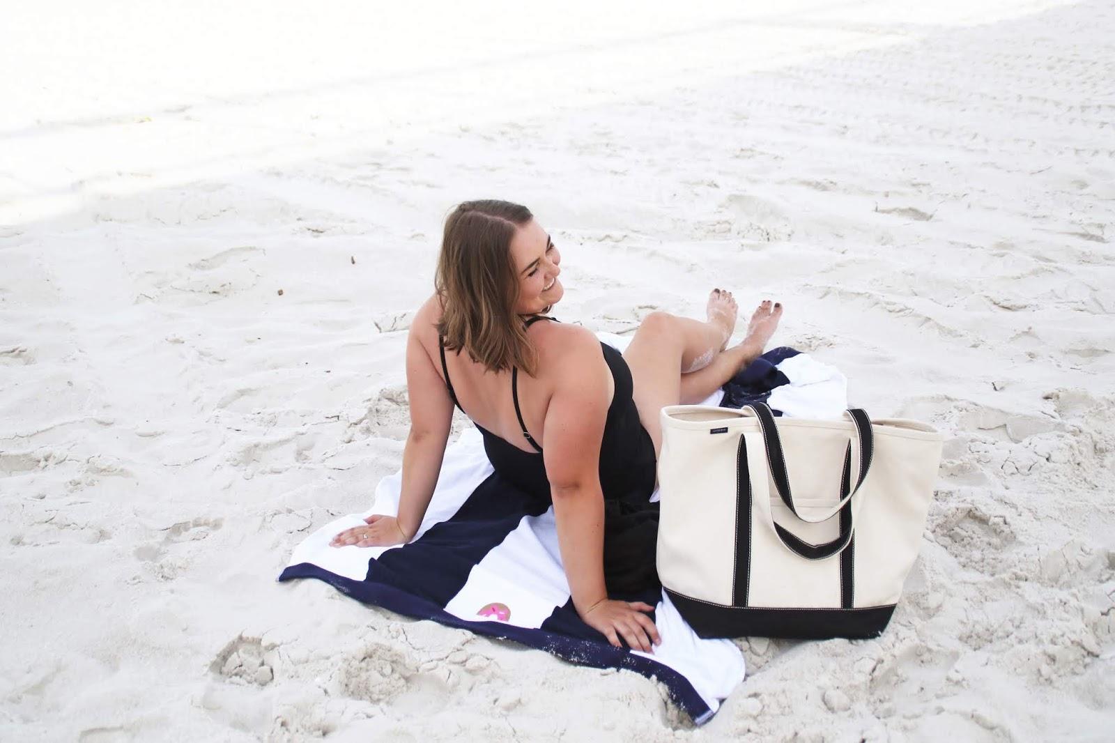 what's in my beach bag, navarre beach florida, navarre florida travel guide, beach bag necessities, perfect beach day, beach day ideas, beach day inspiration, college blogger