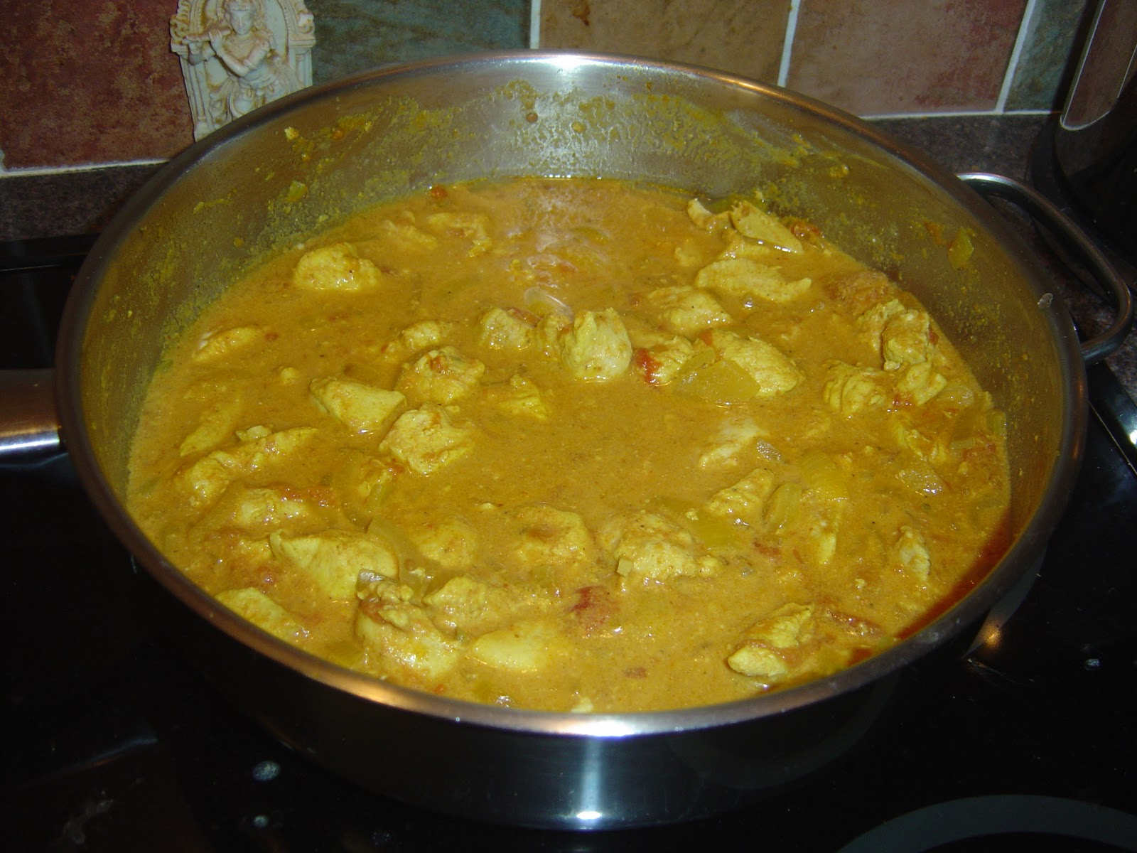 My Life And Weightwatchers Aromatic Chicken Curry Serves 4