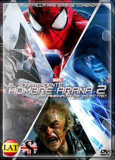 El Sorprendente Hombre Araña 2: La Amenaza de Electro (2014) FULL HD 1080P LATINO/ESPAÑOL/INGLES