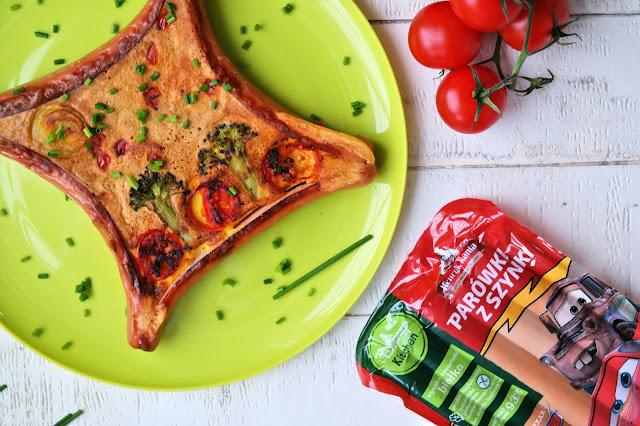 omlet z jajek
