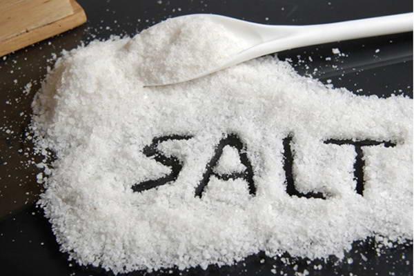 Giảm mỡ bụng bằng muối cực nhanh