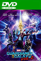 Guardianes de la galaxia Vol. 2 (2017) DVDRip Latino AC3 5.1