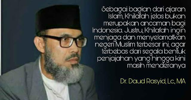 Dr. Daud Rasyid, Lc., MA