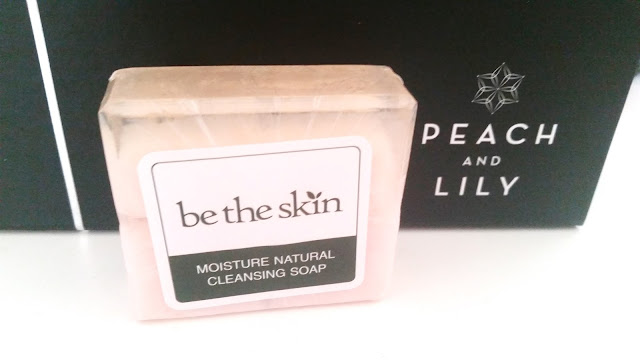 Be The Skin Moisture Natural Cleansing Soap