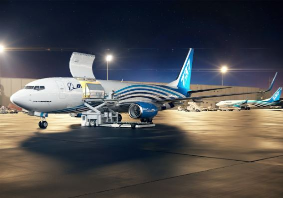 Boeing 737-800BCF Specs