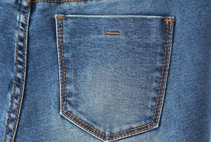 Why do you need a fifth pocket on jeans