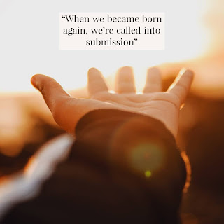 What is submission?