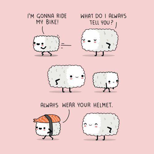 Always Wear Your Helmet