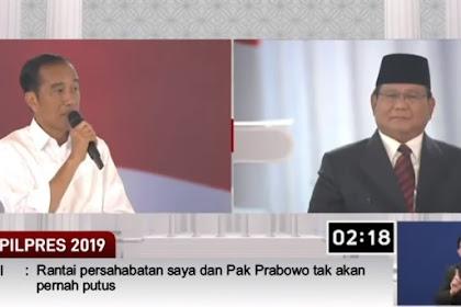 Menarik, Closing Statemen Jokowi Seperti Isyarat Perpisahan Meninggalkan Kekuasaan