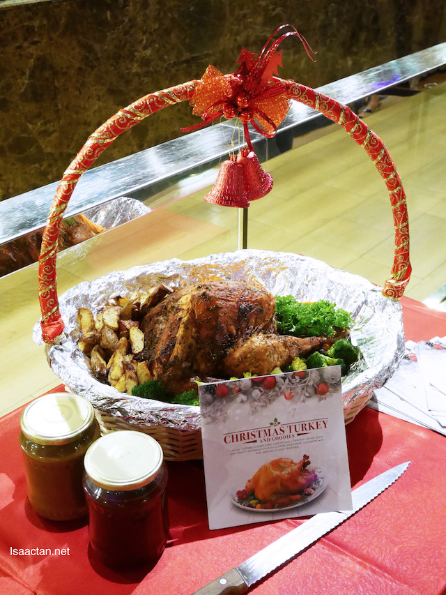 Take home your very own Christmas Turkey