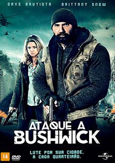 Ataque a Bushwick - BDRip Dual Áudio