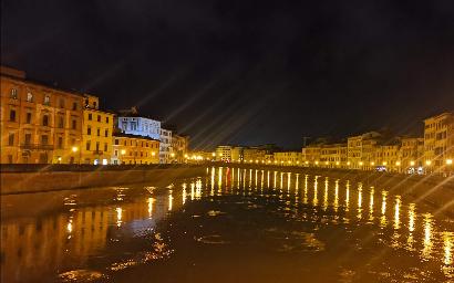 Maraton Pisa - Rio Arno