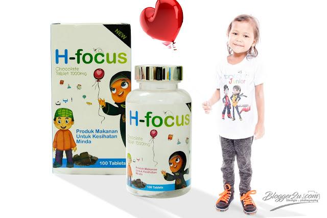 H-Focus Bantu Kecerdasan Minda Dan Kesihatan Mata Anak