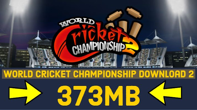 World Cricket Championship Download 2 v2.8 apk Unlock Compressed