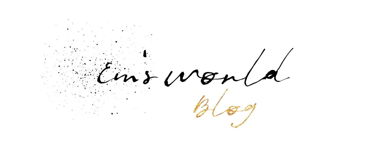 Blog header for Rmsworldblog
