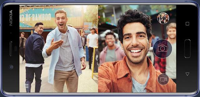 Nokia 8 Spec & Camera