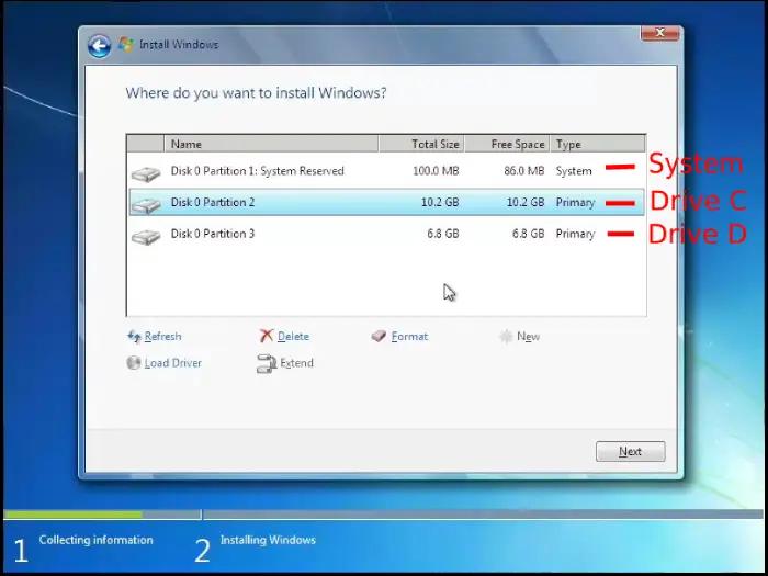 instal windows 7 lewat flashdisk dengan rufus