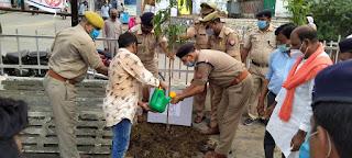 रेलवे स्टेशन उरई परिसर में वृक्षारोपण किया -अपर पुलिस अधीक्षक जालौन एवं विधायक सदर उरई                                                                                                                                                           संवाददाता, Journalist Anil Prabhakar.                                                                                               www.upviral24.in रेलवे स्टेशन उरई परिसर में वृक्षारोपण किया -अपर पुलिस अधीक्षक जालौन एवं विधायक सदर उरई