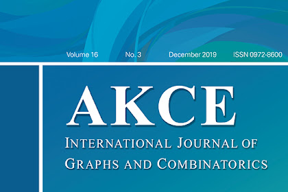 AKCE International Journal of Graphs and Combinatorics Index Scopus