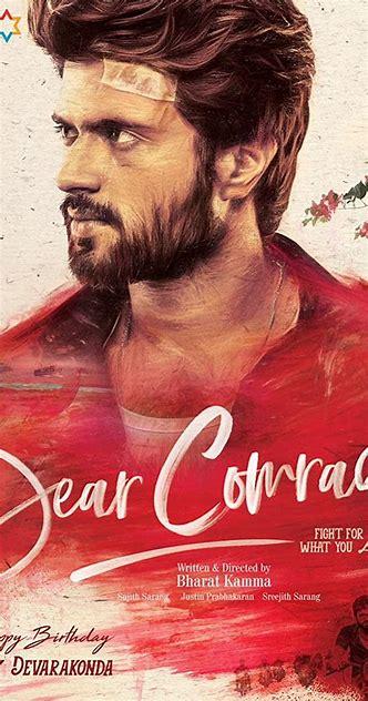Download Dear Comrade (2019) Tamil Dubbed Full Movie | Vijay Deverakonda, Rashmika Mandanna