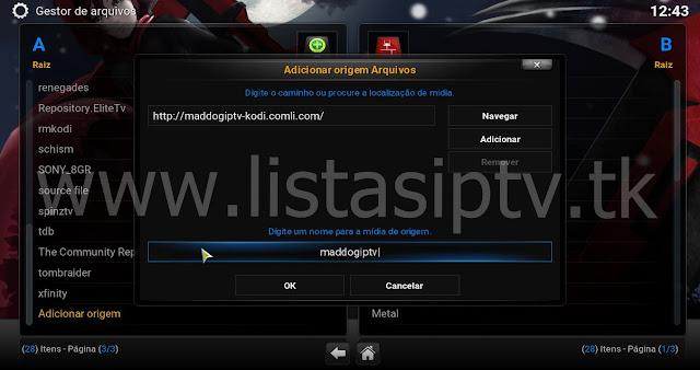 Como Instalar o Add-On FREEDOM IPTV no Kodi - Canais do Brasil e do Mundo