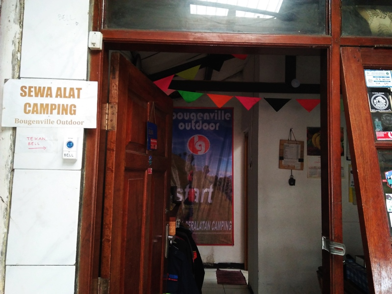 Bougenville Outdoor Bougenville Outdoor Rental Dan Laundry Alat Camping Di Bandung