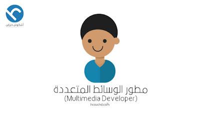 مطور الوسائط المتعددة (Multimedia Developer)