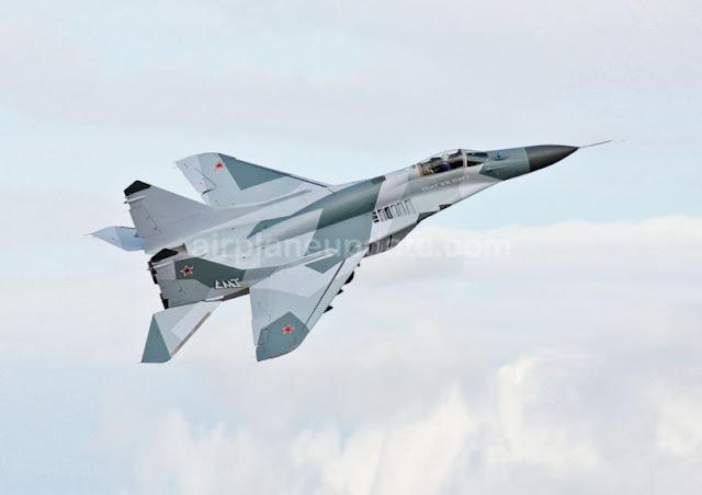 Mikoyan MiG-29SMT Fulcrum