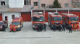 34 de situații de urgență, în 24 de ore, în sarcina echipelor ISU Dolj