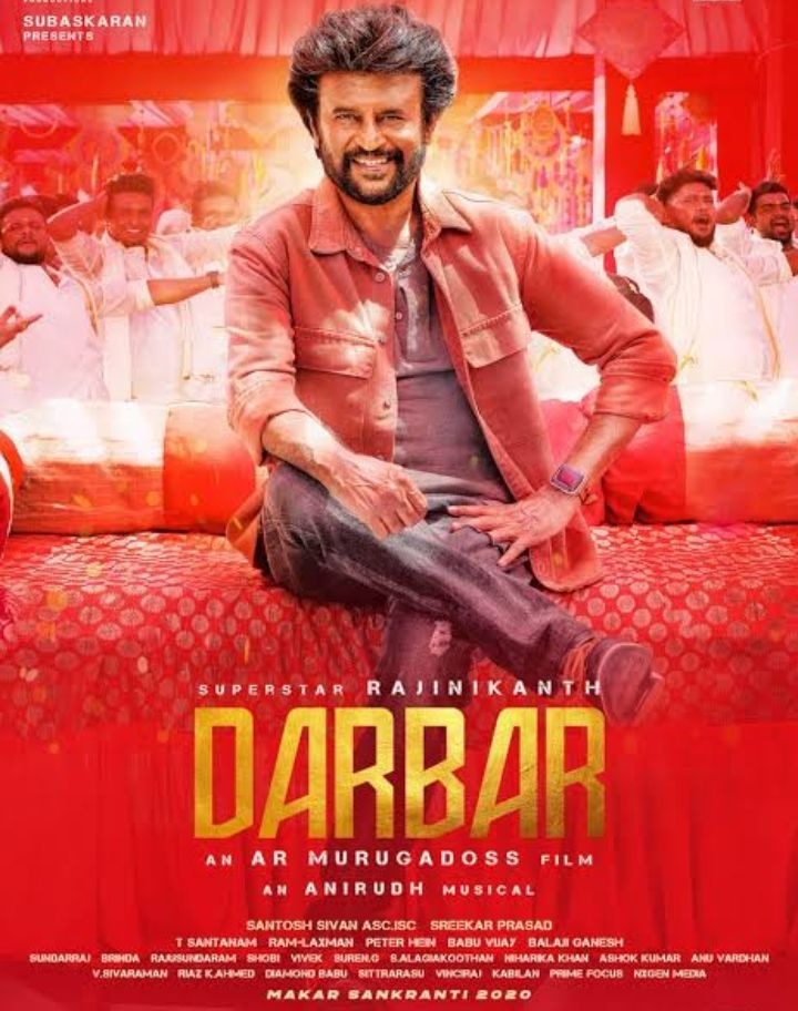 Darbar Full Movie Download in Hindi Dubbed
