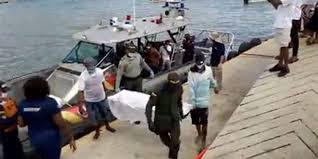 Cinco cadáveres y 9 personas con vida han sido rescatadas tras naufragio de embarcación con 28 migrantes en el norte del Chocó