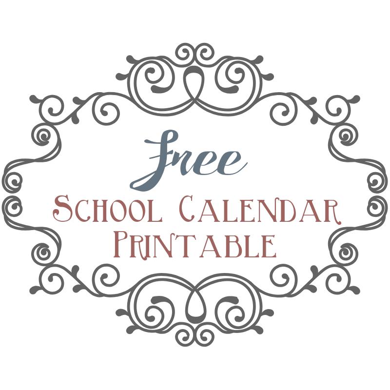 Charlotte School Calendar 2020 School Calendar   June 2019/June 2020   Ambleside Wonderland