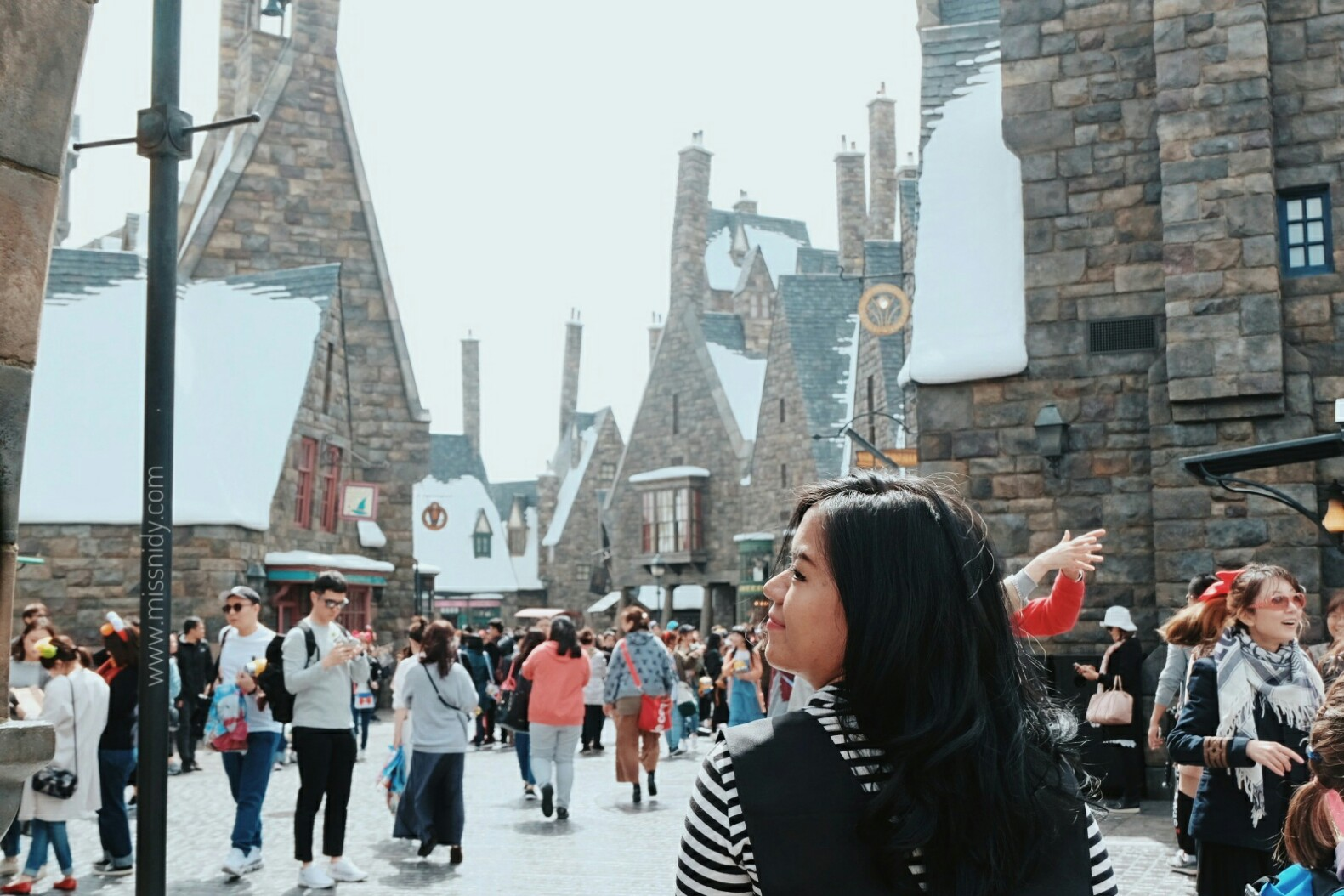 hogwarts experience in japan