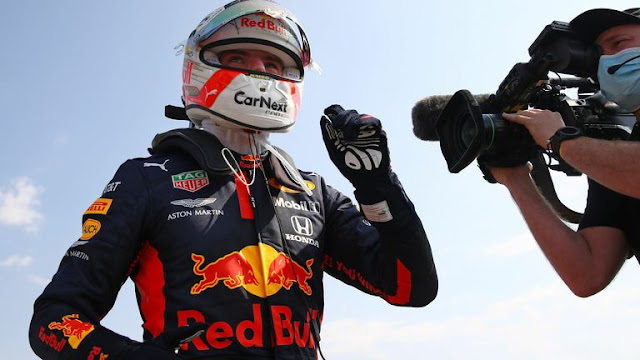 Best Formula 1 drivers in 2020.
