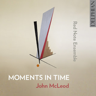 John McLeod - Moments in Time - Delphian