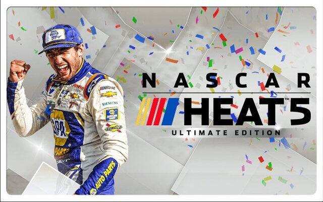 Nascar Heat 5 Torrent Ultimate Edition + All DLC's