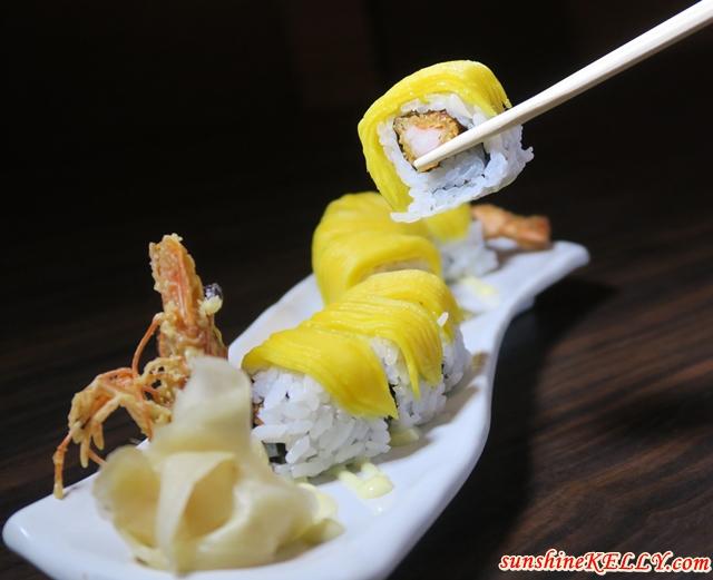 Summer Fine Dining Experience @ ISHIN Japanese Dining