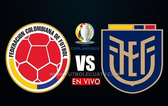 Colombia choca ante Ecuador en vivo desde las 19:00 horario local, por la 1era fecha de la Copa América 2021 a efectuarse en el Estadio Arena Pantanal de Cuiabá. Siendo emitido por las señales TC Mi Canal, Ecuavisa y DirecTV Sports, con arbitraje principal del argentino Néstor Pitana.