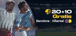bwin promo liga Barcelona vs Villarreal 24-9-2019