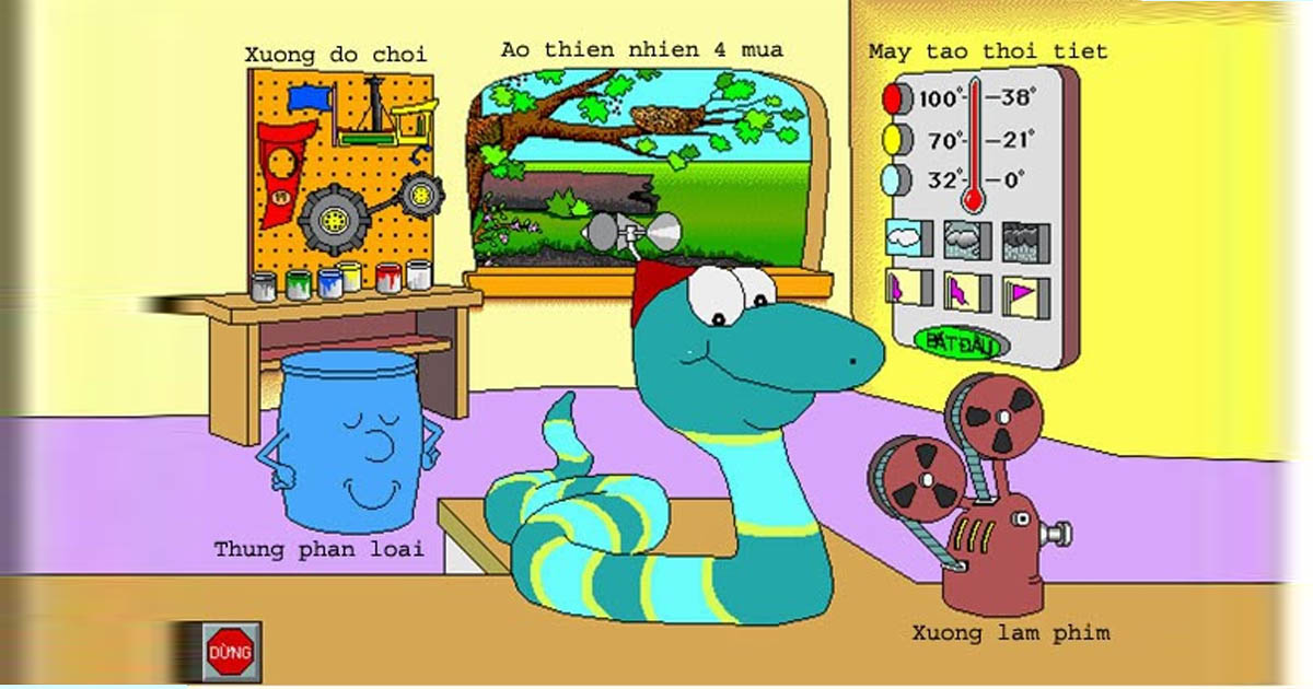 phần mềm kidsmart cho trẻ mẫu giáo