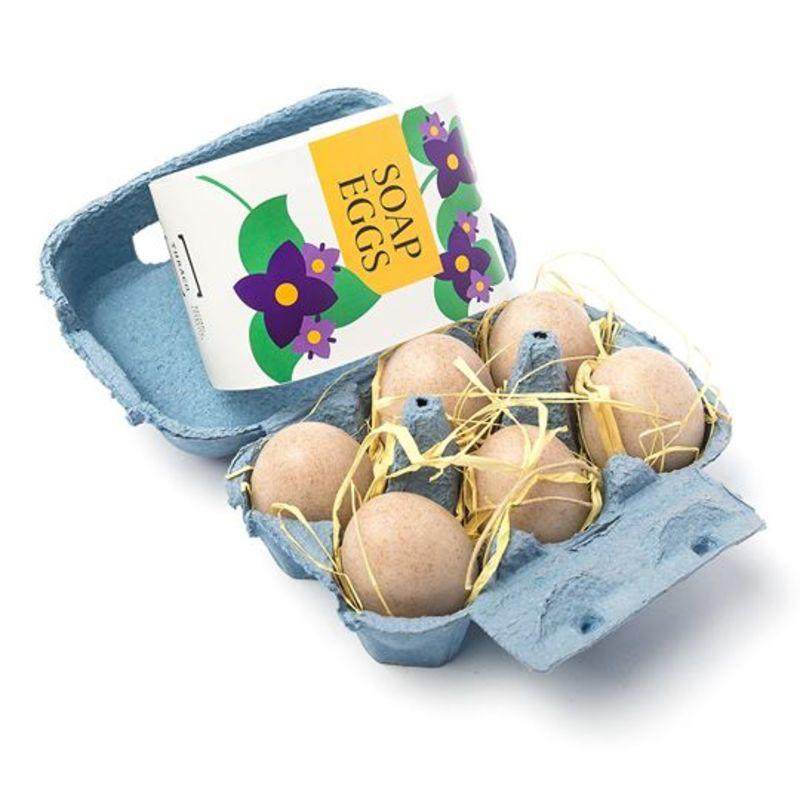 Τα ελληνικά σαπούνια-αυγά που φτιάχνονται στην Ξάνθη