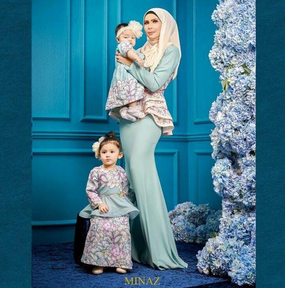 100+ Trend Model Baju Muslim Terbaru 2019  Gamis, Koko, Dress, Kebaya   Terbaru9.Info