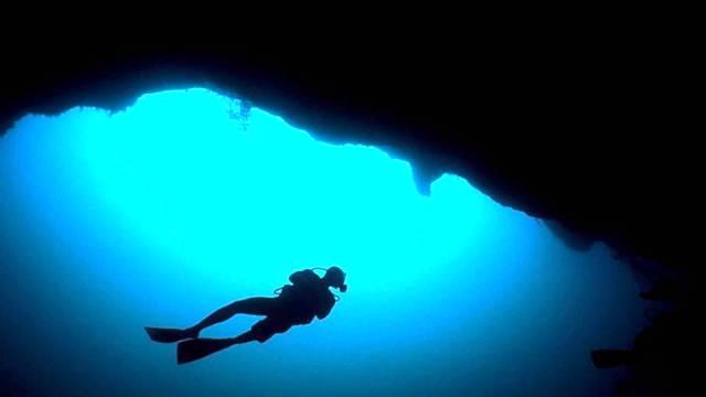 ท่องเที่ยว, แนวหินปะการัง, มัลดีฟส์, สถานที่ดำน้ำ, สถานดำน้ำทั่วโลก, อันดับสถานที่ดำน้ำ, เดอะบลูโฮล ประเทศเบลีซ  (The Blue Hole, Belize)