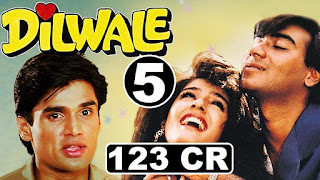dilwale 1994 budget and box office collection