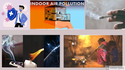 what is indoor air pollution