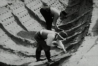 Excavating the Sutton Hoo ship